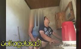 Sexo gay amador brasil comendo amigo de trabalho