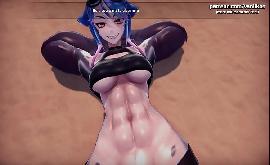Hentai da sarada seria fazendo sexo na praia