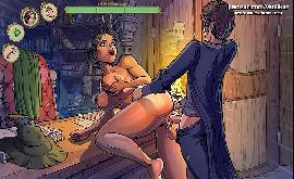 Harry potter hentai fodendo a bruxa gostosa com sua varinha