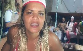 Sampa pono brigas e muita sacanagem com as brasileiras
