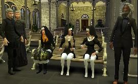 Hentai freiras na igreja transando muito gostoso